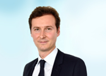 Olivier Gatard, Associé Financial Services, Audit